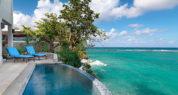 cottage 7 infinity pool