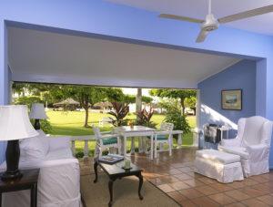 deluxe suite verandah
