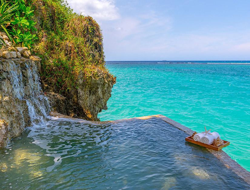 sea-bath