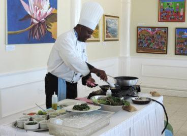 Jamaica Inn chef