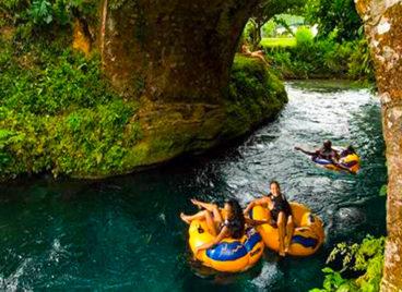 jamaica river tubing